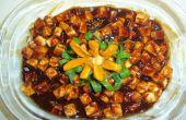 Barbacoa vegetariana Tofu!