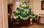 ¿Árbol de Navidad Minecraft tamaño natural