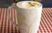 El Latte de Off-Grid: Perfección espumosa con ninguna electricidad o máquina de café Espresso