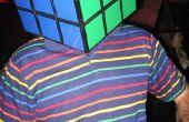 Cabeza de cubo de Rubiks