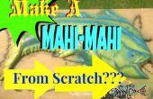 Creaciones de la espuma: El Mahi-Mahi