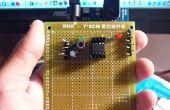 Cómo hacer y usar el arduino como un Isp para un ATtiny 45/85