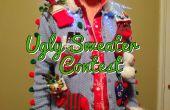 Suéter de Navidad feo