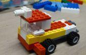 Cómo construir un carro de chupar rueda de LEGO ISU