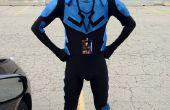 "Cómo hacer un DC ""Blue Beetle: Jaime Reyes"" traje"