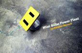 Mini planta de energía Solar