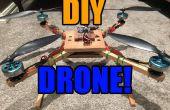 QuadCopter Drone diseño y construcción de
