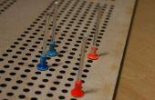 Clavijas de Cribbage DIY