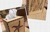 CUBIERTAS de tejido caja