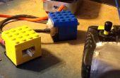 Hacer tu propio Lego Motor caja y adaptador