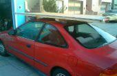 Paneles de yeso y madera contrachapada portador del Cartop / Rack de techo