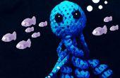 Jolie medusas - patrón amigurumi