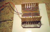 Generador termoeléctrico (calor a la electricidad)