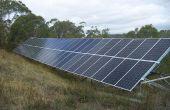 Gestión de la energía solar