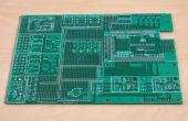 Placa hackeable prototipos basados en Arduino