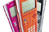 Cómo factorizar polinomios en una calculadora gráfica (TI-83 y TI-84)