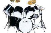 Pulir el conjunto de tambor
