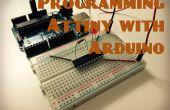 Programar Chips ATtiny con Arduino