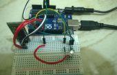 Android Slider para controlar Arduino RGB LED