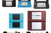 Cómo hacer un Sprite basado en juego para la 3DS y DSi familia