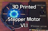 3D impreso V1.1 Motor paso a paso