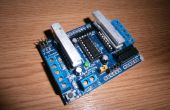 Disipador de calor para el L293D o similares circuitos integrados