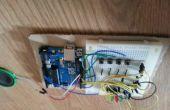 Arduino - juego de memoria