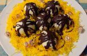 ¿Delicias de huevos - falsos huevos duros ;)