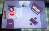 Cajas de la casa de la muñeca