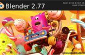 Instrucciones técnicas: Modelado en Blender 3D