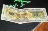 ¿Ocultos mensaje nos cuentas que sólo falsificado dinero detectando marcadores puede detectar