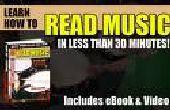 Como leer las Tablaturas para Guitarra: para principiantes