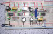 Proyectos de electrónica: Constante corriente fuente de alimentación mediante modulación de anchura de pulso