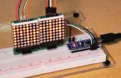 Arduino - Display Mini Dot Matrix