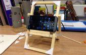 Proyecto DT: Cómo hacer un teléfono plegable fácil tableta soporte