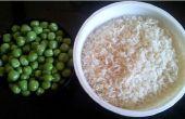 Cómo cocinar arroz de comino (jeera arroz)