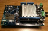 PWMSwizzling un Arduino Breakout de Edison con Grove Seeed protectores Motor