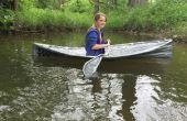 Patio trasero conducto cinta Kayak