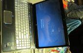 Cómo cambiar una pantalla de Laptop para un HP HDX 16
