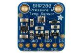 Cómo utilizar el Sensor de Adafruit BMP280 - Tutorial de Arduino
