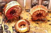 Elektromagnet selbst gemacht aus Anleitung DIY de Elektroabfall