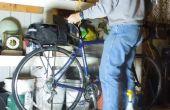 Soporte de reparación de bicicletas bricolaje
