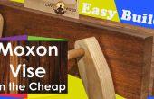Proyecto para trabajar la madera tornillo Moxon con Video tutorial - proyecto principiantes