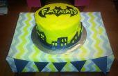 Batman Cake Smash