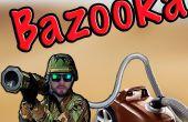 Como hacer una BAZOOKA con un aspirador
