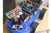 Multi-función automática mueve inteligente del coche para Arduino