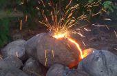 DIY Kit de lanza térmica - corte acero con ardiente hierro