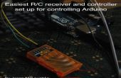 Cómo controlar motores con Arduino y RC receptor en 10 minutos