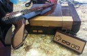Vintage crossover sistema NES y Zapper