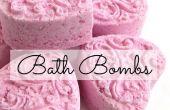 Bomba de baño bricolaje Fizzies